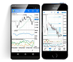 Phone Image MetaTrader 4 Screen